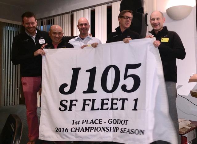 Godot Wins 2016 Championship Season