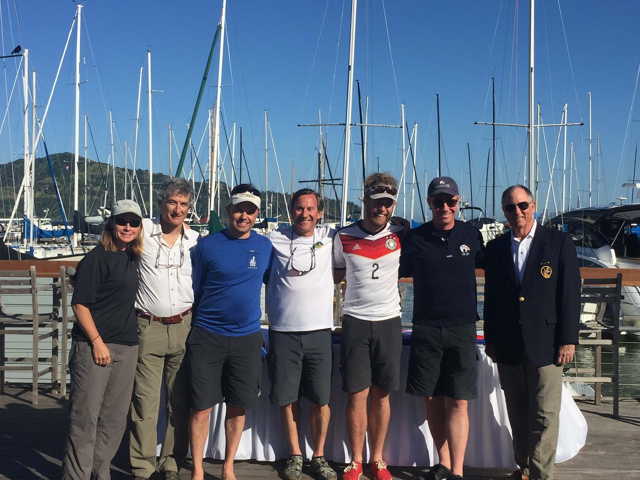 Hat Trick! Arbitrage Wins 2017 Resin Regatta