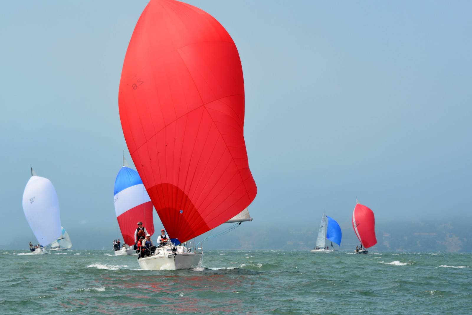 Donkey Jack Runs Away With 2017 SFYC Summer Keel